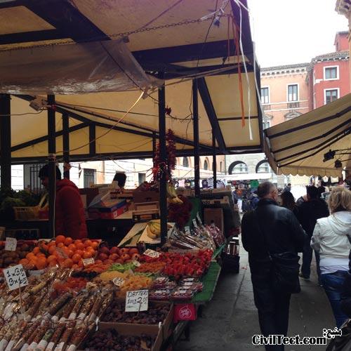 بازار میوه و ماهی ریالتو
