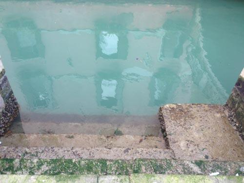 پله های آبی ونیز