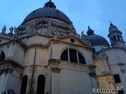 کلیسای سنت ماریا دلا سالوته ( Santa Maria della Salute )
