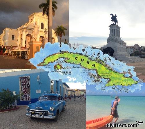 سفر سیویلتکتی به کوبا – کمونیستی زیبا!