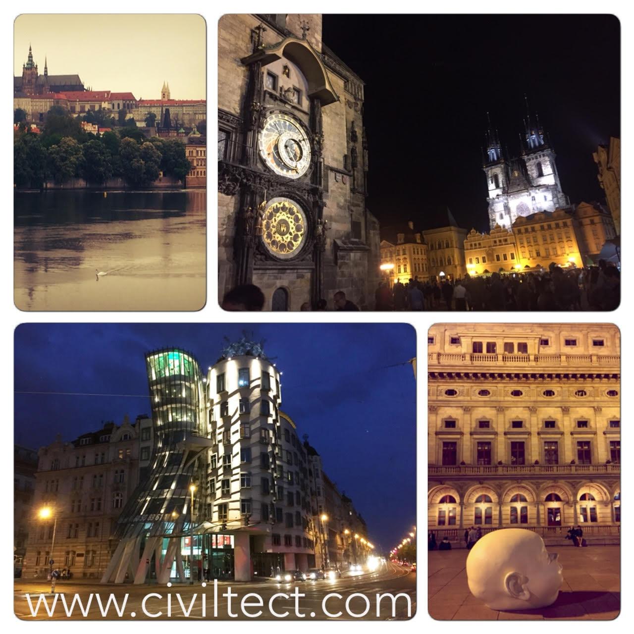سفرنامه سیویلتکتی به پراگ – معماری گوتیک و ارواح! (بخش ۱)