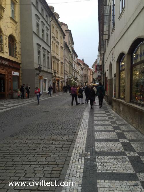 خیابانهای پراگ