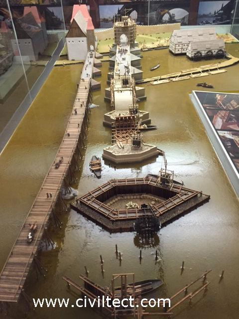 نحوه ساخت پل چارلز پراگ