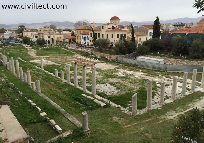 آگورآی رومی ها