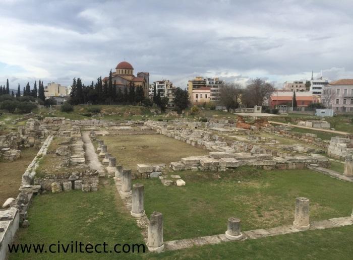 قبرستان باستانی کرامیکوس