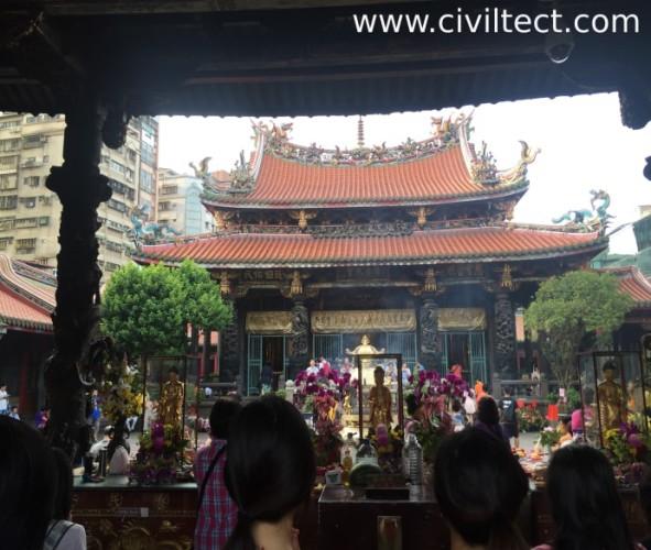 معبد لانگشن تایپه