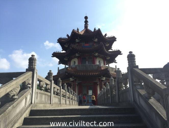 معبد پارک در تایپه